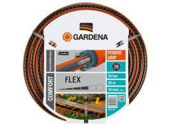 "Шланг Gardena Flex 9x9 (3/4"") 25 м (18053-20.000.00)"