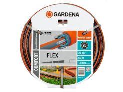 "Шланг Gardena Flex 1/2"" х 50 м (18039-20.000.00)"