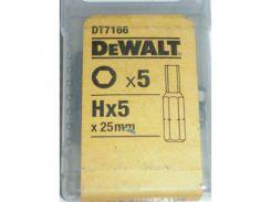 Биты DeWALT DT7166