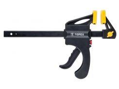 Струбцина автомат Topex - 150 x 60 мм