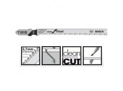 Пильное полотно Bosch Clean for Wood T 101 B 5шт