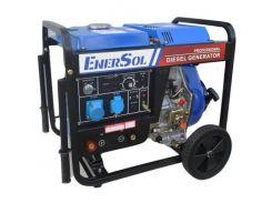 Дизельный сварочный генератор EnerSol SWD-7E
