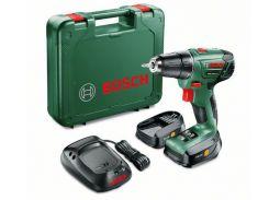 Шуруповерт аккумуляторный Bosch PSR 1440 LI-2 (2 акку.)