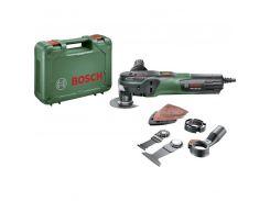 Многофункциональный инструмент (реноватор) Bosch PMF 350 CES (0603102220)