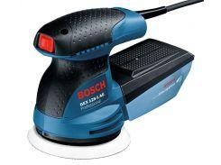 Эксцентриковая шлифмашина Bosch GEX 125-1АЕ (в картонной упаковке)
