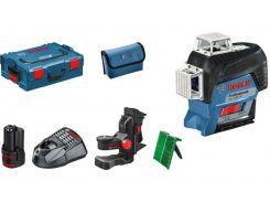Лазерный нивелир Bosch GLL 3-80 CG + BM 1 (12 V) + L-Boxx (0601063T00)
