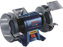 Точило с двумя шлифкругами Bosch GBG 60-20 (060127A400)