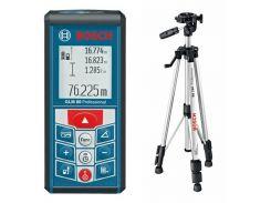Лазерный дальномер BOSCH GLM80 + R60 Professional (06159940A1)
