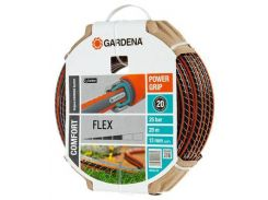 "Шланг Gardena Flex 9x9 (1/2"") 20 м (18033-20.000.00)"