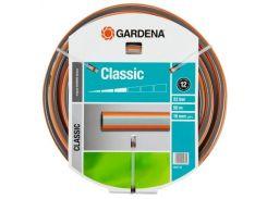 """Шланг Gardena Classic 3/4"""" х 50 м (18025-20.000.00)"""