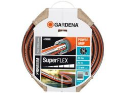 "Шланг Gardena Superflex 12x12 1/2"" х 20 м (18093-20.000.00)"