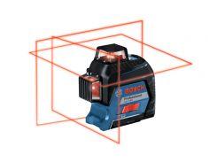 Линейный лазерный нивелир Bosch (0601063S00) GLL 3-80 Professional