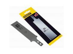 Полотно запасное для мини-ножовки чисторежущей с двумя режущими кромками. Stanley 3-20-331
