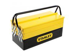 """Ящик """"EXPERT CANTILEVER"""" с пятью раскладными секциями, металлический, 450 х 208 х 208 мм Stanley 1-94-738"""