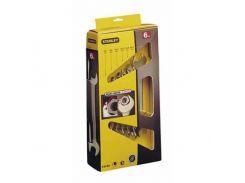 "Набор ключей рожковых ""MaxiDrive Plus"", 6 шт. Stanley 4-87-051"