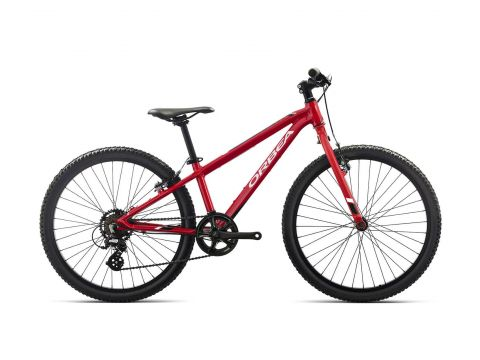 Велосипед Orbea MX 24 DIRT 2019 Red - White (J01624NF) Сумы