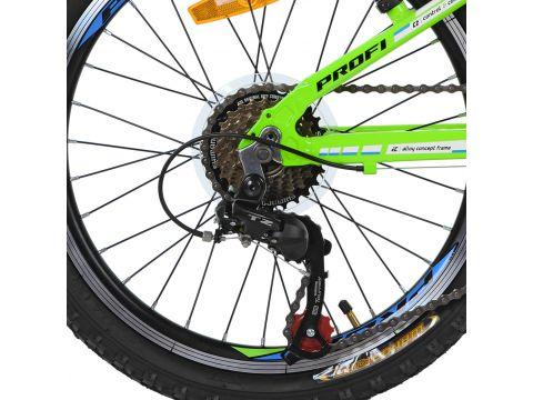 """Велосипед Profi 20"""" G20A315-L-2B Green Blue (G20A315-L-2B) Сумы"""
