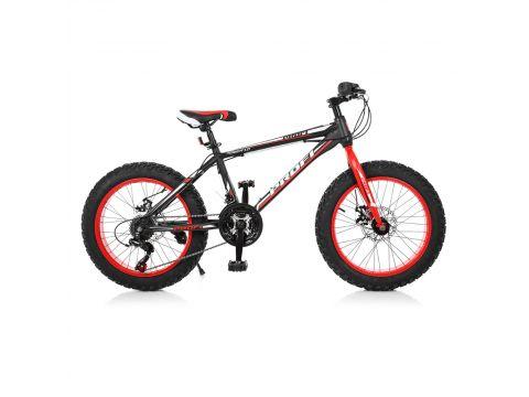 "Велосипед Profi 20"" EB20POWER 1.0 S20.1 Black-Red (EB20POWER 1.0 S20.1)"