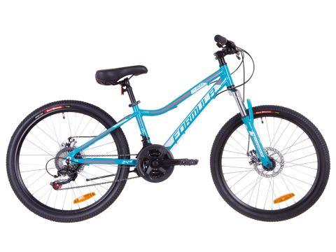 """Велосипед 24"""" Formula ACID 1.0 AM 14G DD рама-12,5"""" Al аквамарин 2019 (OPS-FR-24-129) Сумы"""