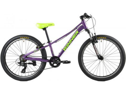 """Велосипед WINNER 24"""" BETTY 13"""" (фиолет) (20-134)"""