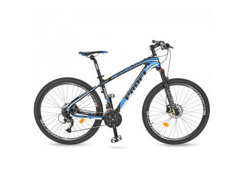 "Велосипед Profi 27.5"" EB275STUBBORN CB275.2 Black Blue (EB275STUBBORN CB275.2)"