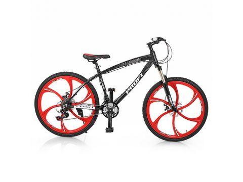 """Велосипед Profi 26"""" BLADE 26.1B Black (BLADE 26.1B)"""