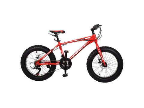 "Велосипед Profi 26"" EB26POWER 1.0 S26.4 Red (EB26POWER 1.0 S26.4)"