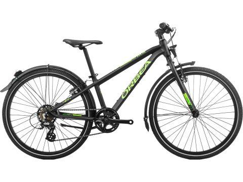 Велосипед Orbea MX 24 Park 2020 Black-Green (K01824JW)