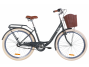 "Велосипед 26"" Dorozhnik LUX планет. 2020 (антрацитовый (м)) Сумы"