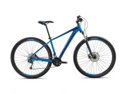 Велосипед Orbea MX 27 40 18 L Blue - Red