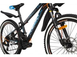 Premier XC 24 Disc 11 [2018] Black (SP0004914)