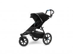 Детская коляска Thule Urban Glide 2 (Black on Black) (TH 10101923)