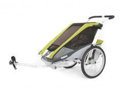 Детская коляска Thule Chariot Cougar 2 (Avocado) (TH 10100937)