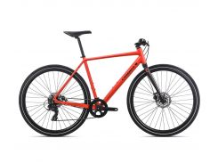 Велосипед Orbea CARPE 40 2019 Bright Red - Black (J42058QT)