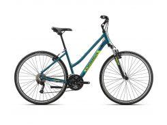 Велосипед Orbea COMFORT 22 2019 Blue - Green (J40517QN)