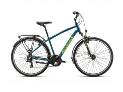 Велосипед Orbea COMFORT 30 PACK 2019 Blue - Green (J41017QN)