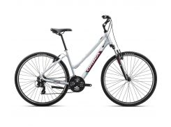 Велосипед Orbea COMFORT 32 2019 Light Grey - Garnet (J40317QQ)