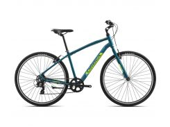 Велосипед Orbea COMFORT 40 2019 Blue - Green (J40018QN)