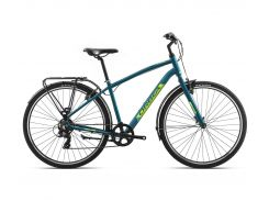Велосипед Orbea COMFORT 40 PACK 2019 Blue - Green (J40817QN)