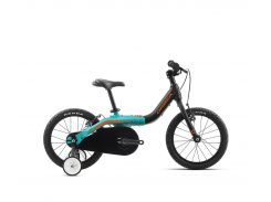 Велосипед Orbea GROW 1 2019 Black - Jade - Green (J00216K6)