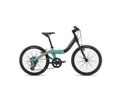 Велосипед Orbea GROW 2 7V 2019 Black Jade - Green (J00520K6)
