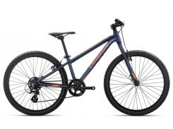 Велосипед Orbea MX 24 DIRT 2019 Blue - Orange (J01624KE)