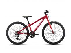 Велосипед Orbea MX 24 DIRT 2019 Red - White (J01624NF)