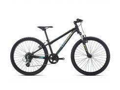 Велосипед Orbea MX 24 XC 2019 Black - Pistachio (J01724KF)