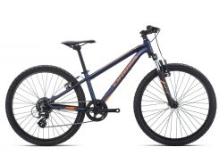 Велосипед Orbea MX 24 XC 2019 Blue - Orange (J01724KE)