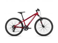 Велосипед Orbea MX 24 XC 2019 Red - White (J01724NF)