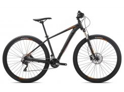 Велосипед Orbea MX 29 20 2019 Black - Orange (J21017R1)