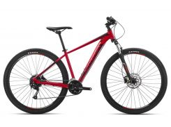 Велосипед Orbea MX 29 40 2019 Red - Black (J20821R5)
