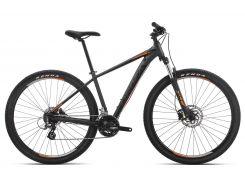 Велосипед Orbea MX 29 50 2019 Black - Orange (J20721R1)