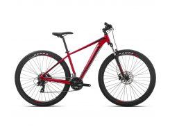 Велосипед Orbea MX 29 60 2019 Red - Black (J20621R5)
